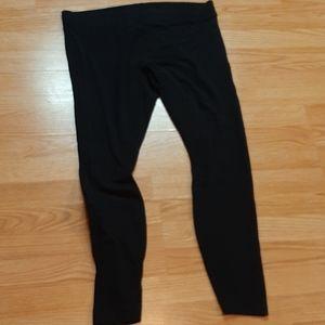 Womens stretch pant XXL, black